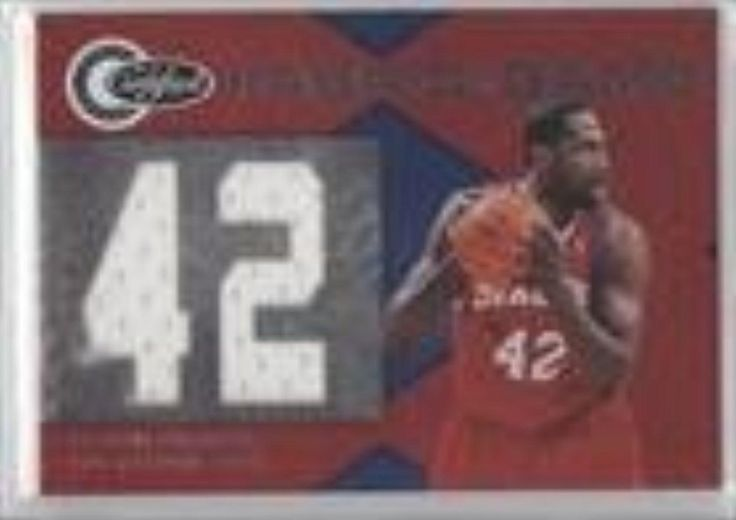 Brought to you by Avarsha.com: <div><div>2010-11 Totally Certified Fabric of the Game Jumbo Materials Jersey Number #7 - Elton Brand</div><ul><li>Qty Made: 299</li><li>Sport: Basketball</li><li>Great for any Elton Brand fan</li><li>This is a collectible trading card.</li></ul><div>Qty Made: 299</div></div>