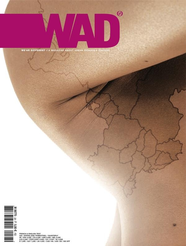 WAD cover  - March 2006