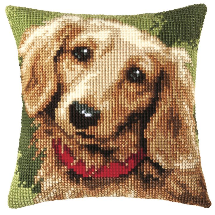 Dachshund - Cross Stitch, Needlepoint, Stitchery, and Embroidery Kits, Projects, and Needlecraft Tools | Stitchery