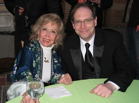 June Foray wins her first Emmy