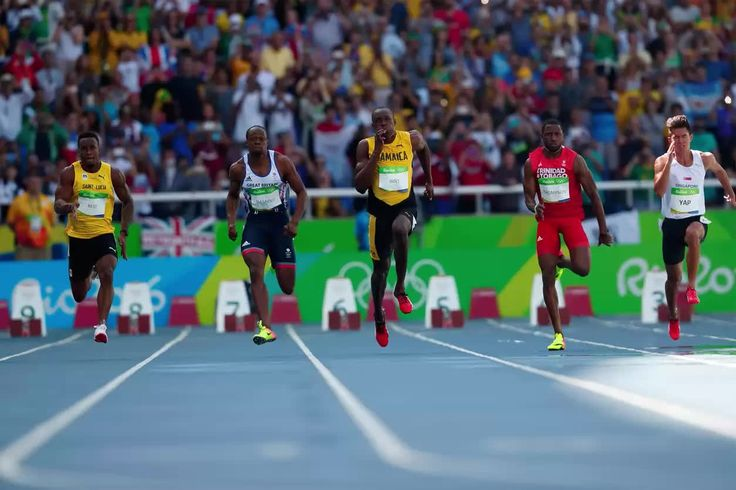 Bolt is the fastest sprinter ever in spite of — or because of? — an uneven stride that upends conventional wisdom.