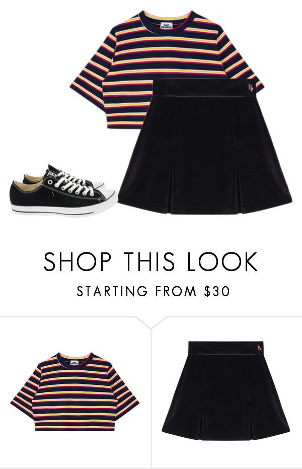 """""""Summer"""" by ifrancesconi on Polyvore featuring Converse"""