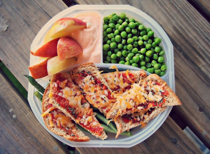 tons of healthy sack lunches