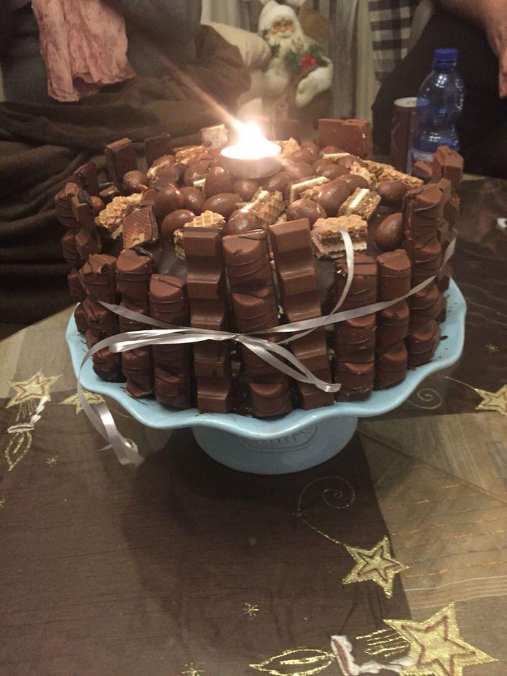 ❤️ bueno cake