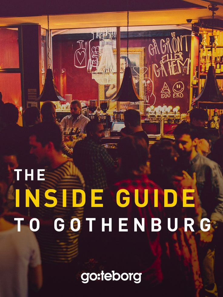 The coolest things in Gothenburg - at the moment. | goteborg.com | Photo: Dino Soldin
