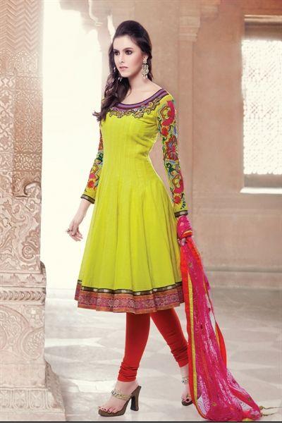 Pakistani dresses newest | dresses collection mehndi dresses 2013 14 latest bridal mehndi dresses ...