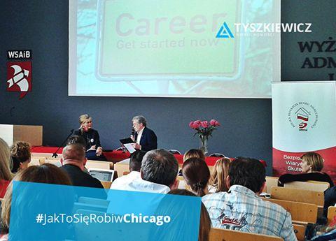 """""""Jak to się robi w Chicago?"""" - Dlaczego amerykańscy pośrednicy realizują 98% transakcji na rynku nieruchomości?    Na wczorajszym szkoleniu konfrontowaliśmy europejskie praktyki rynku nieruchomości z doświadczeniem naszych kolegów, pracujących w USA.   Organizatorzy konferencji: SPPON/ PFRN   Zobacz jak pracujemy na co dzień: http://www.tyszkiewicz.pl/aktualnosci   #tyszkiewicz #gdynia #sopot #gdańsk #mieszkanie #trojmiasto #morze"""