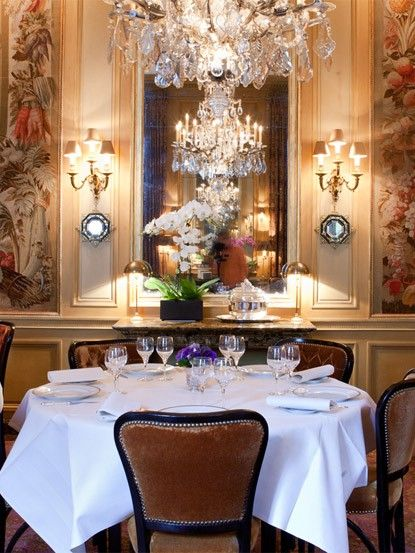 L'Ambroisie, 9 Place des Vosges, 75004 Paris http://www.ambroisie-paris.com/index.php