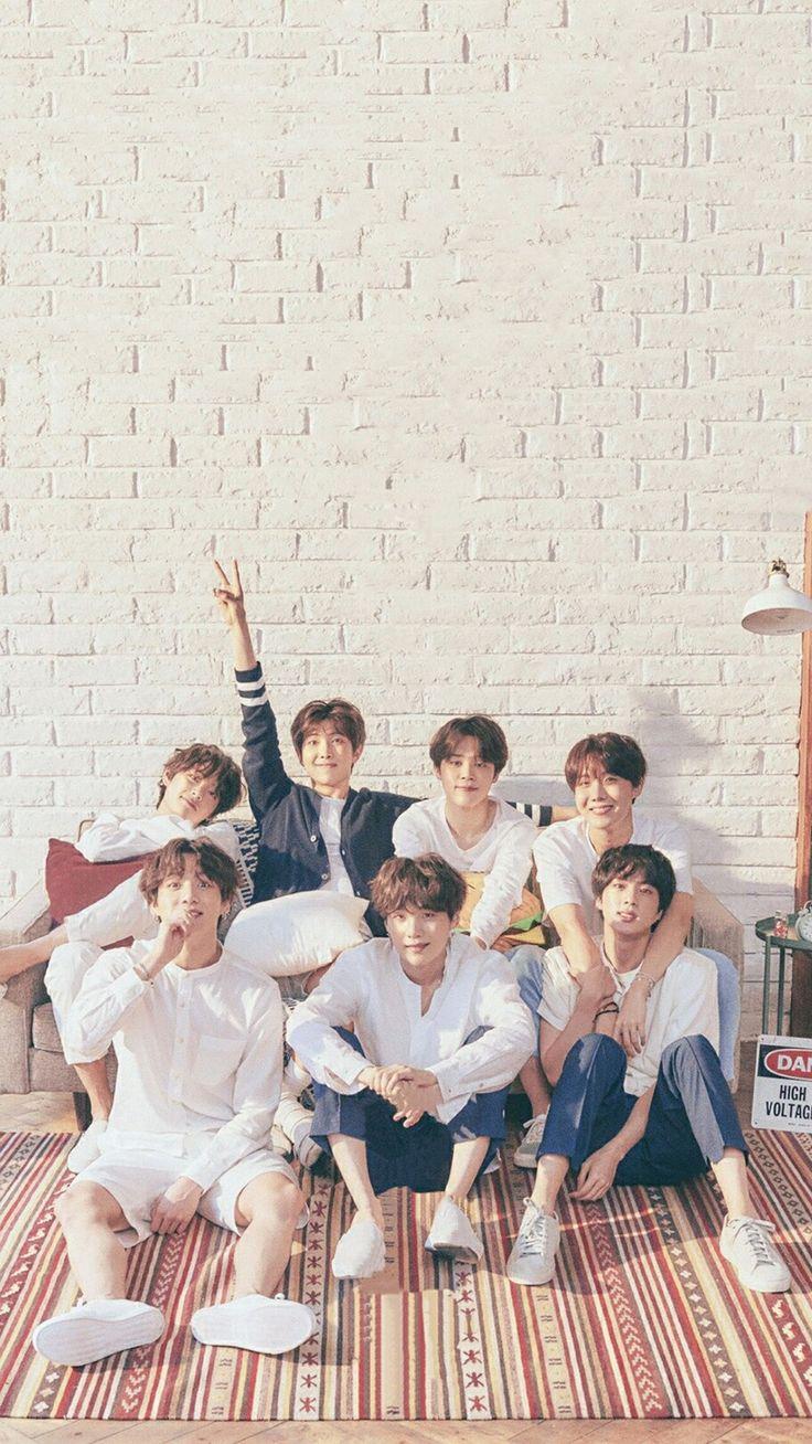 BTS EDITS BTS WALLPAPERS 2018 BTS EXHIBITION pls