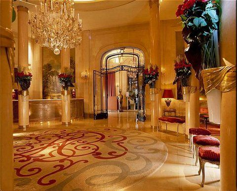 Hotel Plaza Athénée-Paris-França -