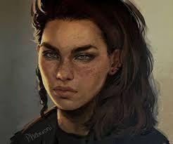 Image result for female dwarf inquisitor