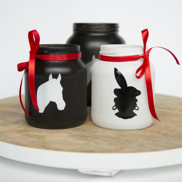 Sinterklaas potjes DIY