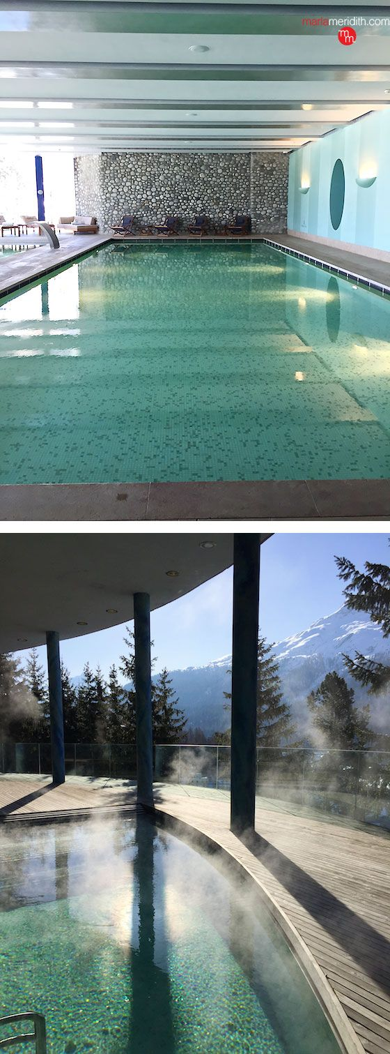 The Carlton Hotel | St. Moritz, Switzerland The Ultimate in #Swiss #luxury #travel MarlaMeridith.com ( @marlameridith )