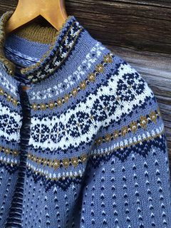 The pattern is available in Norwegian only.