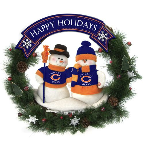 33 best Chicago Bears Christmas images on Pinterest | Chicago ...