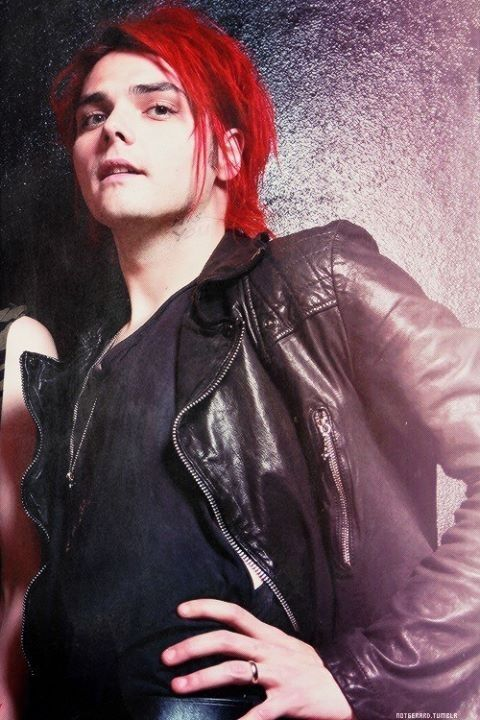 17 Best images about Gerard Way on Pinterest | Frank iero ...
