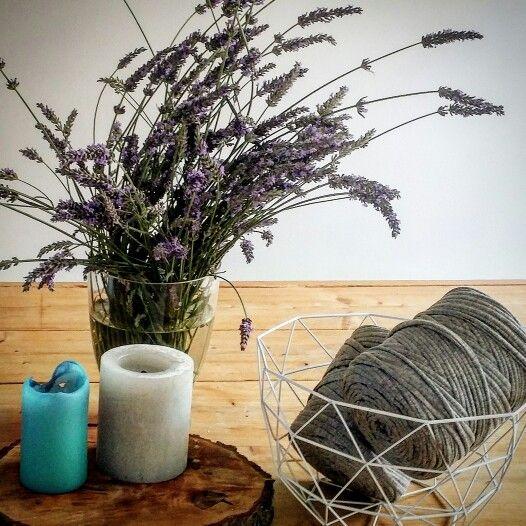 Lavendel uit eigen tuin