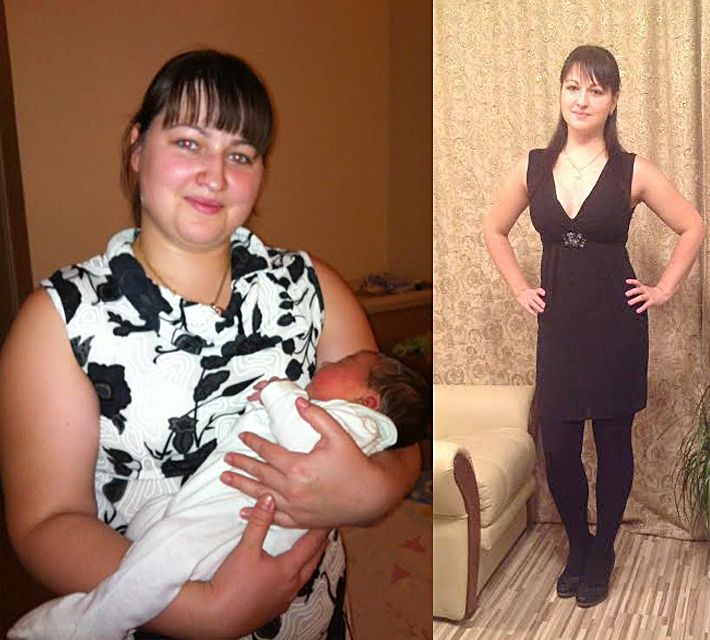 Aljona lost 26,5kg in just 7 months! Read more about her success and start your own success story with FigureFriends!