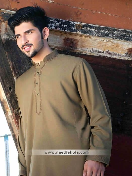 Mens kurta shalwar and kids salwar kamiz by aijaz aslam
