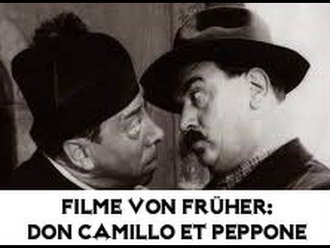 [Video] Hochwürden Don Camillo  GERMAN