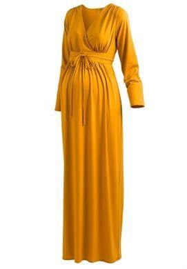 Beautiful Maternity Knit Maxi Dress   Plus Size Casual Dresses   Jessica London