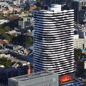 Melbourne's new William Barak building is a cruel juxtaposition   Architecture And Design