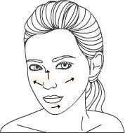 Funções dos Pincéis - http://capricho.abril.com.br/blogs/caprichanomake/dicas-basicas/kit-de-maquiagem/pinceis-de-maquiagem-para-que-serve-cada-um/#