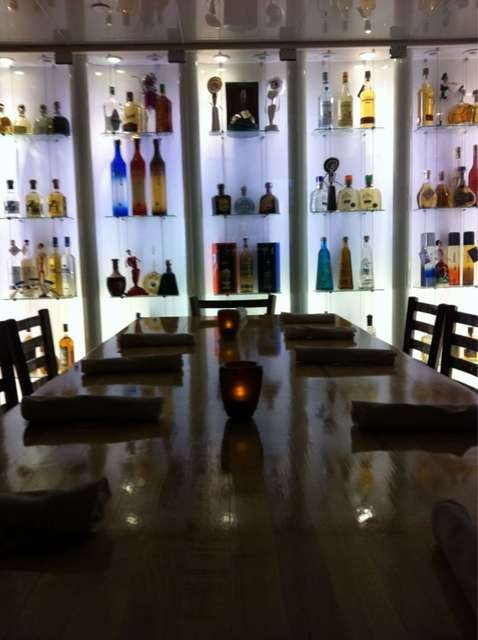 Papagayo serves Mexican cuisine and is famous for its guacamole cart and tequila snow cones