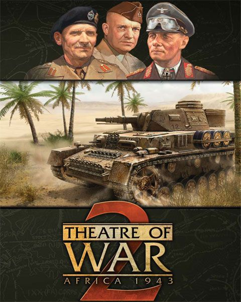 Theatre of War 2: Africa 1943 is now available on FireFlower. Theatre of War 2: Africa 1943 is a real-time strategy game that covers the events of 1943 in Tunisia, North Africa. Lead Rommel's Afrika Korps in their last full-scale military campaign and command the English and American armies as they try to push the Axis forces out of Africa once and for all. http://fireflowergames.com/shop/theatre-of-war-2-africa-1943/