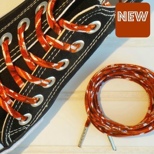 Football Shoelaces