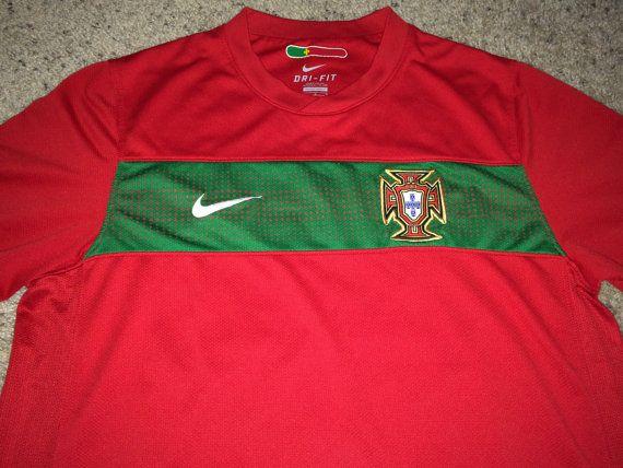 Sale Vintage Nike PORTUGAL National Team Soccer by casualisme