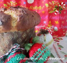 Panettone artigianale con lievito di birra - #ricetta #natale
