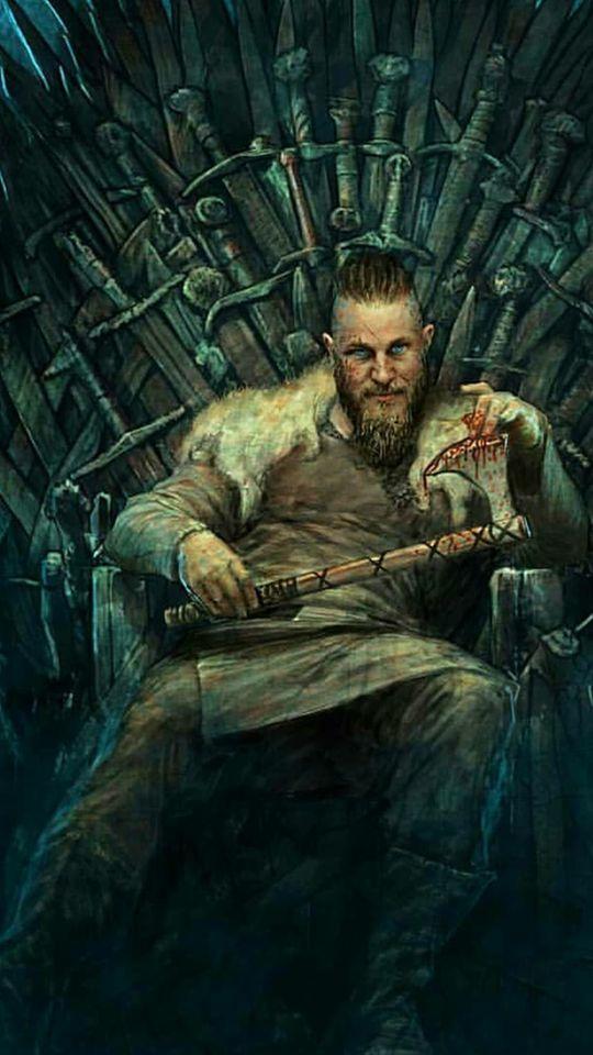 Ragnar Vikings personagens, Guerreiro viking, Filmes
