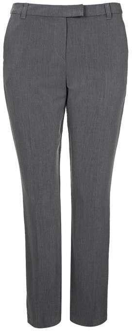 Petite smart cigarette trousers