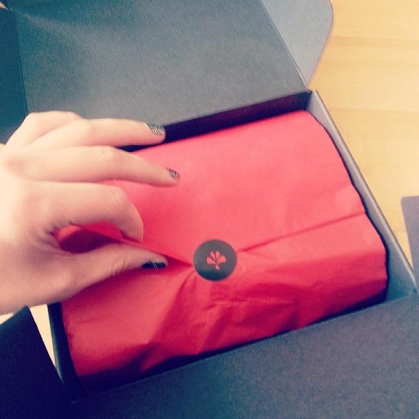 Toukokuun punainen boksi @eelisar