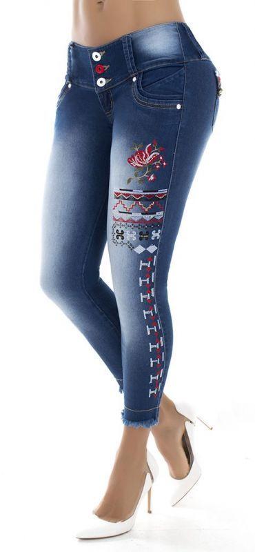 Jeans levanta cola WOW 86242