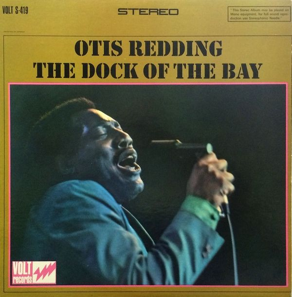 Otis Redding - The Dock Of The Bay (Vinyl, LP, Album) at Discogs 1968