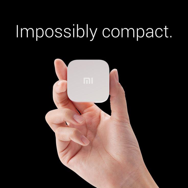 Xiaomi、USB-ACアダプタサイズのセットトップボックス Mi Box miniを発表