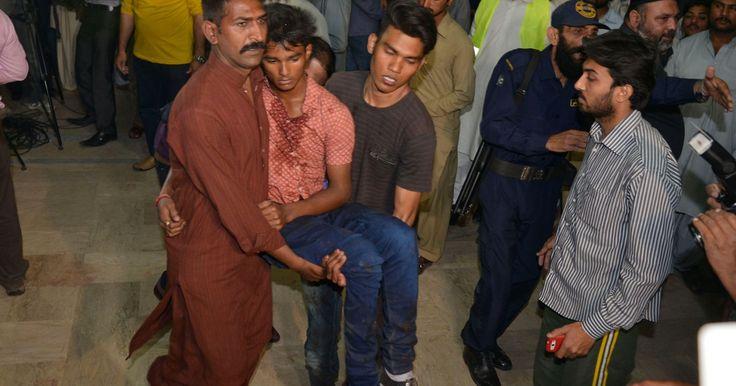 Explosão perto de parque deixa mortos e feridos no Paquistão