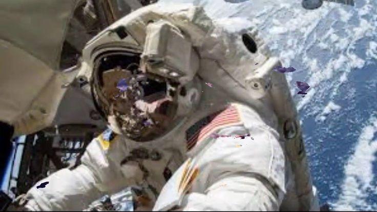 Por qué la Tierra puede ser 'peligrosa' para un astronauta durante camin...