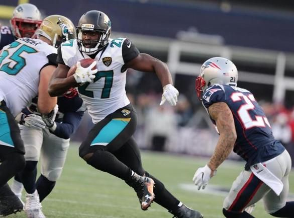 Gameday: Jaguars at Patriots updates