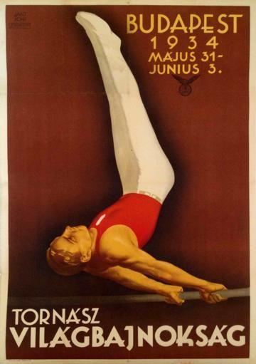 Gymnastics World Championship 1934
