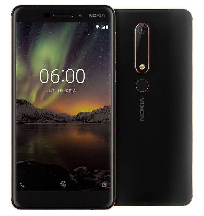 Nokia 6 (2018) Is Now Official With SD630, 4GB Of RAM #Android #Google #news