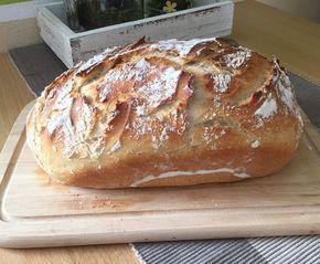 Dinkel-Joghurt-Brot