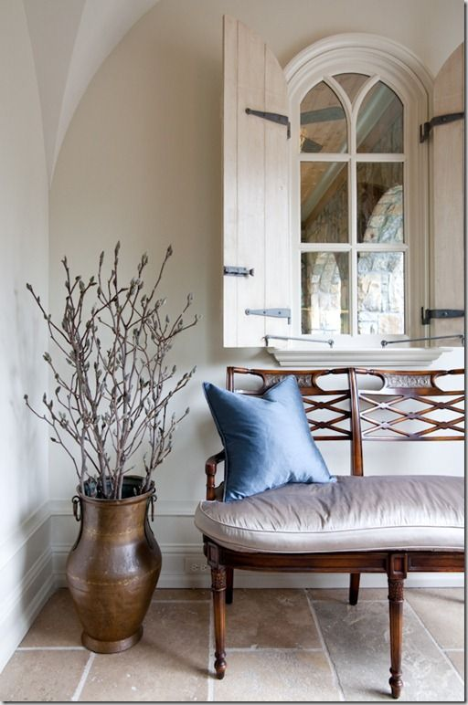 1000 ideas about indoor shutters on pinterest indoor - How to make interior window shutters ...