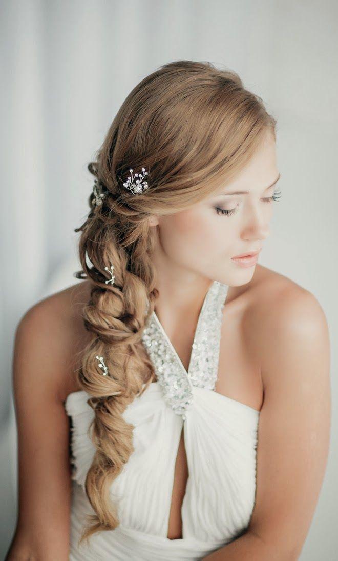 Steal Worthy Wedding Hair Ideas