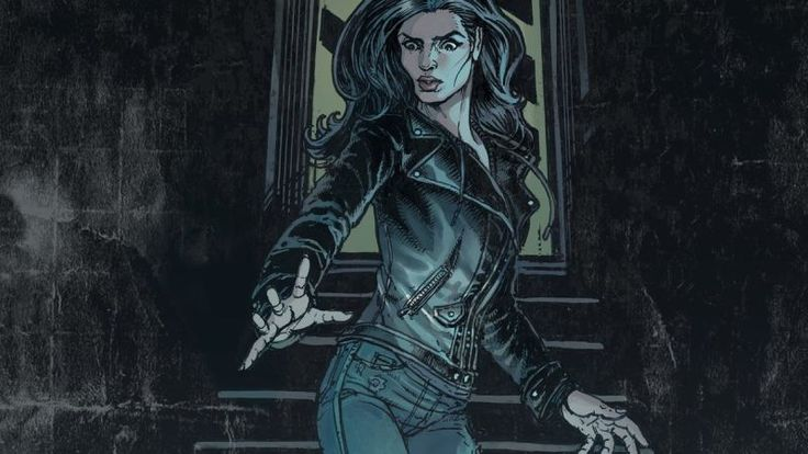 We're just a few days away from the return of Netflix's Jessica Jones, about our favorite private eye who's not afraid to yell at strangers, drink a few shots, and crack skulls in order to get the job done. She's the perfect pulp heroine, which would explain why Netflix is immortalizing her with a series of pulp fiction episode covers, created by some of the world's coolest female artists.