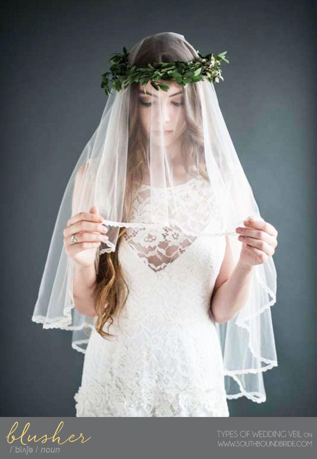 A Southbound Guide To Veil Types Wedding Veils Veil