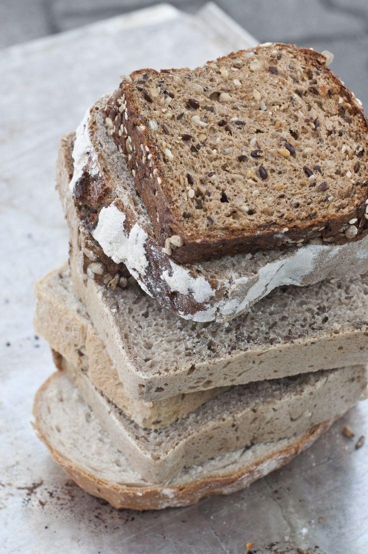 przekrój różnorodności;)  #bakery #bread