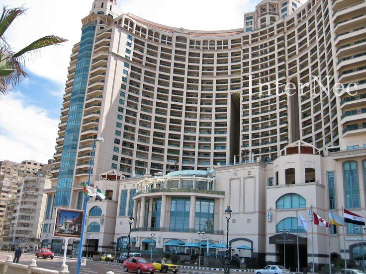 Alexandria Hotel Four Seasons http://www.internec.de